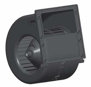 Вентилятор отопителя УЛИТКА SPAL 010-В70-74D 24V (3 скорости) аналог G'n'C 21088101091-24 для автобусов МАЗ MPM99021-62/TR-01 — ЭТО НЕ КИТАЙ!!!