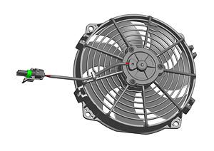 Spal VA68-B101-83A (167 мм)