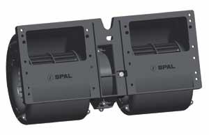 Spal 011-A46-22 для тракторов МТЗ 3525; 3522; 3022