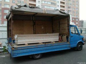 доставка грузов с свх