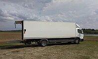 Доставка грузов с таможни