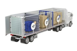 Доставка грузов рефрижераторами